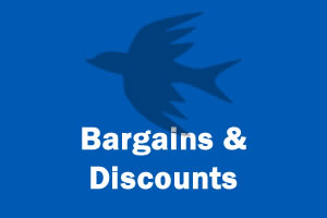 Bargains & Discounts